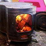 冬キャンプといえばこれ!「初めての薪ストーブ!」